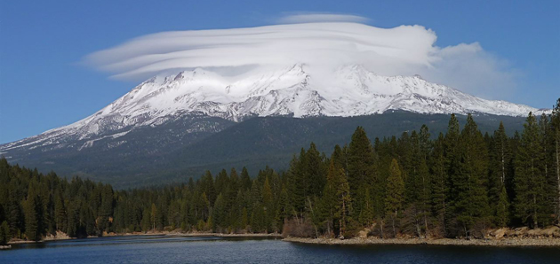 About Mt. Shasta